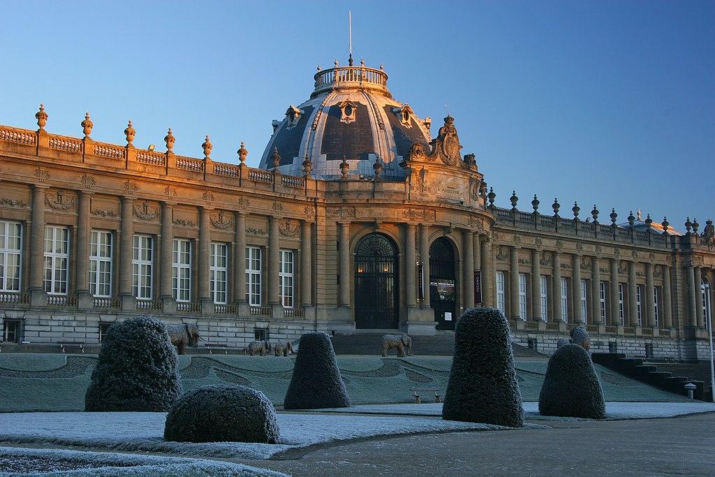 Tervuren RMCA entrance.JPG