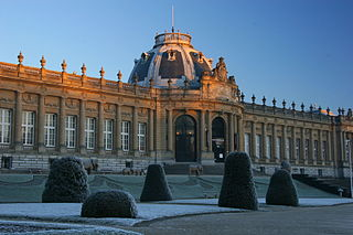 Ethnography, Natural History and History museum in Tervuren, Belgium