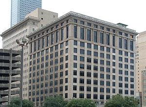 Texas Company Building - Texas Building in 2003