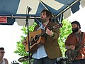 Thad Cockrell at Merlefest 2006.jpg