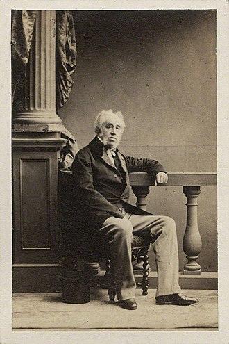 Robert Jocelyn, 3rd Earl of Roden - Image: The 3rd Earl of Roden