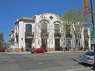 The Alameda, San Jose - Image: The Alameda 1.1