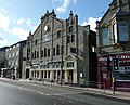 The Albert Hall refurbished, Huddersfield Road, Brighouse - geograph.org.uk - 714374.jpg