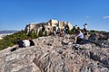 The Areopagus and the Acropolis on September 15, 2019.jpg