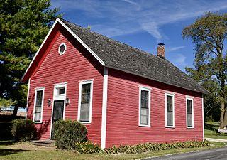 Beach School (Mount Vernon, Iowa) United States historic place