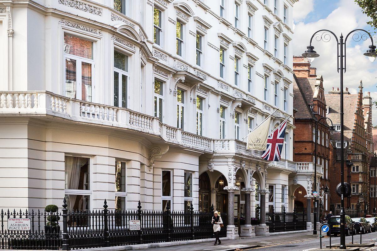The Bentley London Wikipedia