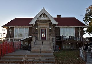 Bloomfield Public Library United States national historic site