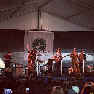 The Deslondes - Image: The Deslondes at the Newport Folk Festival