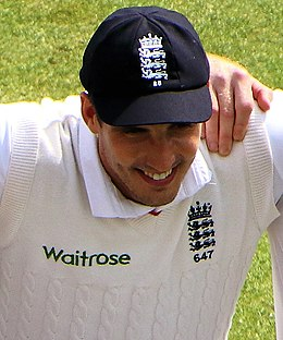 The England Cricket Team Ashes 2015 (finn cropped).jpg