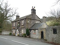 The Eyre Arms at Hassop. - geograph.org.uk - 136146.jpg