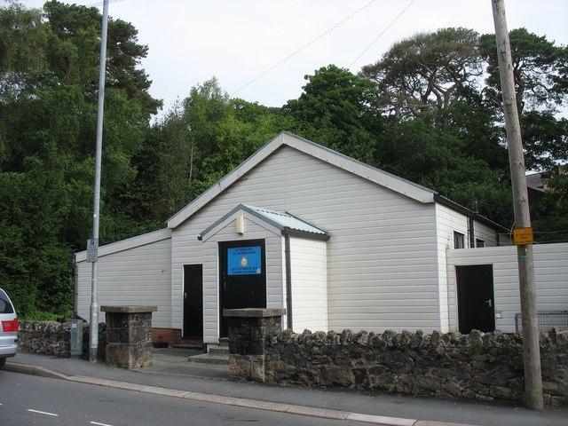 The HQ of 1465 (Gwynedd) Air Training Corps in Dale Street. - geograph.org.uk - 864764