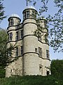 The Hunting Tower Chatsworth House Derbyshire England.JPG