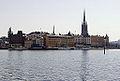 The Island of Riddarholmen - Stockholm, Sweden - panoramio.jpg