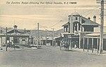 The Junction, Roslyn (showing Post Office) 1908 (15201903012).jpg