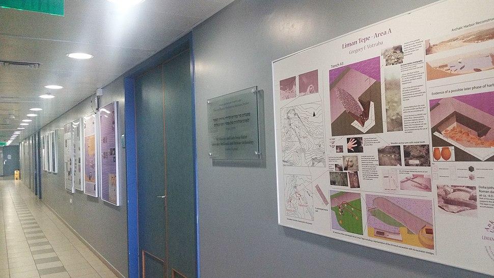 The Leon Recanati Institute for Maritime Studies building (3)