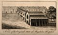 The Magdalen Hospital, St George's Fields. Engraving by J. Wellcome V0013719.jpg