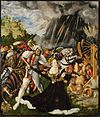 The Martyrdom of St Catherine by Lucas Cranach the Elder (HU HCBC).jpg
