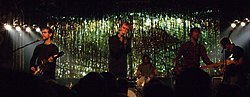 The National in concerto a Berlino nel 2007