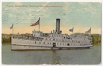 Norfolk & Washington Steamboat Company - Wikipedia