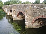 Irthlingborough Old Bridge and attached Causeway (that Part in Irthlingborough Civil Parish)