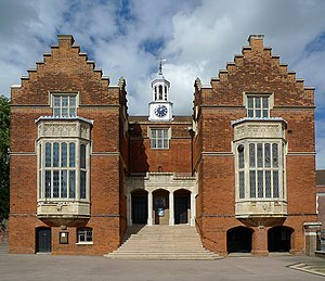 Stanley Baldwin - The Old Schools of Harrow School