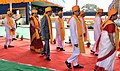 The Prime Minister, Shri Narendra Modi at the Centenary Year Convocation of the Banaras Hindu University (BHU), in Varanasi.jpg