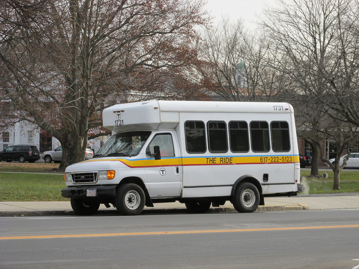 The Ride (MBTA) - Wikipedia