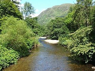 River Eachaig