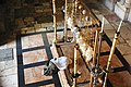 The Stone of Anointing. Church of the Holy Sepulchre, Jerusalem 020 - Aug 2011.jpg