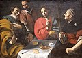 The Supper at Emmaus by Unknown close to Caravaggio - Ringling Museum of Art - Oil on canvas.jpg