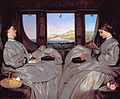 The Travelling Companions by Augustus Leopold Egg.jpg