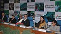 The Union Minister for Rural Development and Panchayati Raj, Dr. C.P. Joshi addressing at the inauguration of the 10th Editors' Conference on Social Sector Issues-2010, in New Delhi on January 18, 2010 (3).jpg