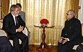 The Union Minister of External Affairs, Shri Pranab Mukherjee meeting with the President of Brazil, Mr. Luiz Inacio Lula da Silva, in New Delhi on June 04, 2007.jpg