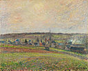 The Village of Éragny by Camille Pissarro.jpg