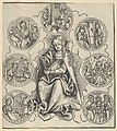 The Virgin Surrounded by Sven Medaillons Representing the Seven Joys of the Virgin MET DP842108.jpg