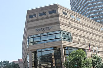 Westin Hotels & Resorts - Image: The Westin in Boston IMG 2894