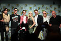 The cast of Under the Dome SDCC July 2014.jpg