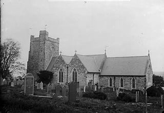 The church, Trefdraeth (Penf)