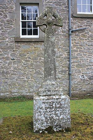 John Dewar, 1st Baron Forteviot - The grave of John Dewar, 1st Baron Forteviot, Aberdalgie
