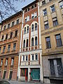 The narrowest house of Buda.JPG