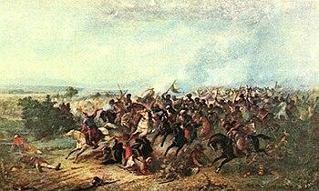 Theodor Aman - Izgonirea turcilor la Calugareni.jpg