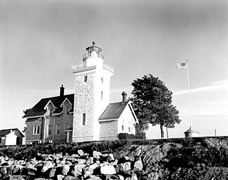 Thirty Mile Point Light lighthouse in New York, United States
