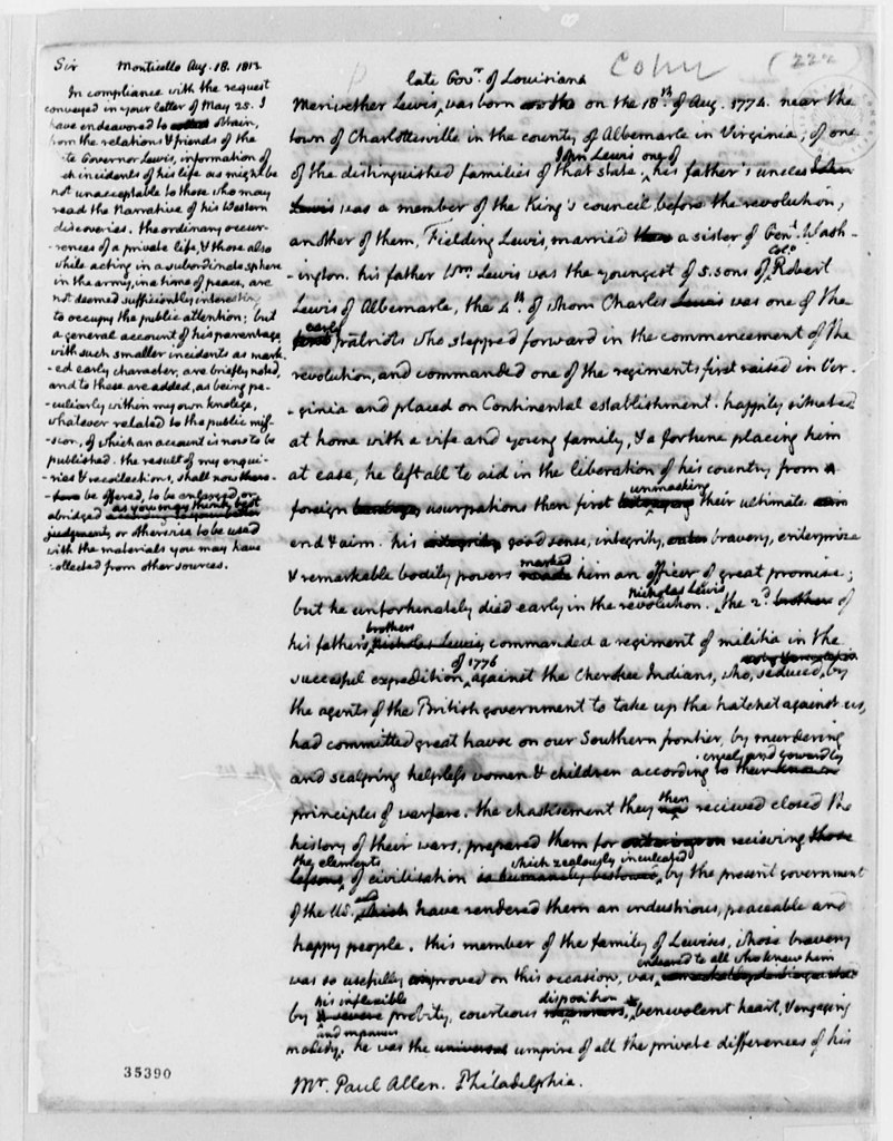 vision achieved by jefferson essay