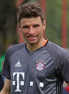 Thomas Müller German footballer