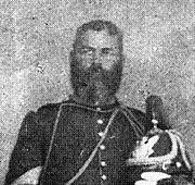 Thomas Shaw in uniform