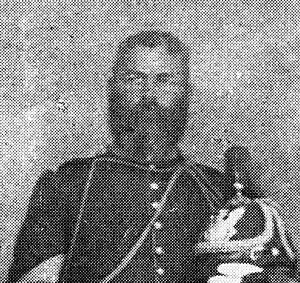 Thomas Shaw (Medal of Honor) - Thomas Shaw in 1889 as a Sergeant in K Troop, 9th Cavalry