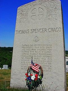 Thomas S. Crago American politician