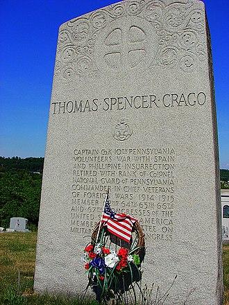 Thomas S. Crago - Thomas Spencer Crago's gravesite