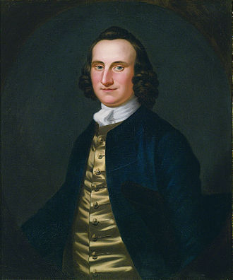 Thomas Willing - Portrait by John Wollaston