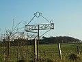 Threethorns Farm Sign - geograph.org.uk - 296605.jpg
